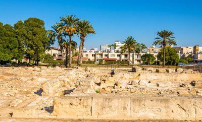 """Ancient Kition"" aka the Ancient city of Larnaca"